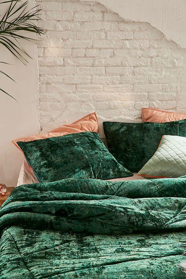 "<a href=""https://www.urbanoutfitters.com/shop/skye-crushed-velvet-comforter?category=SEARCHRESULTS&color=037"" target=""_blank"">Shop it here</a>."