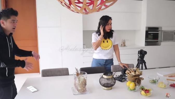 Rumah Boy William (Sumber: YouTube/Melaney Ricardo)