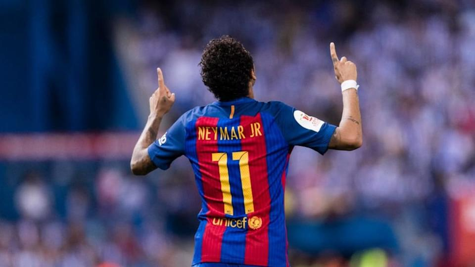 FC Barcelona vs Deportivo Alaves - Copa Del Rey Final | Power Sport Images/Getty Images