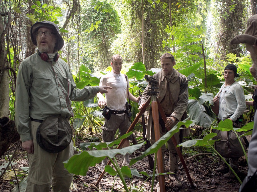 The Lost City of Z Amazon