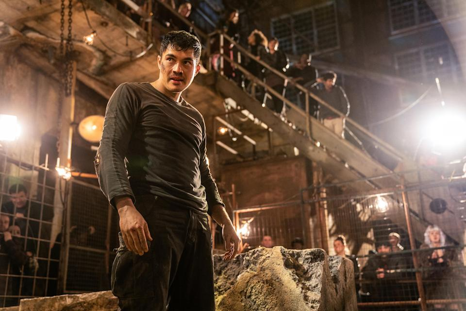 """Henry Golding stars in """"Snake Eyes: G.I. Joe Origins"""" from Paramount, MGM and Skydance - Credit: Paramount"""
