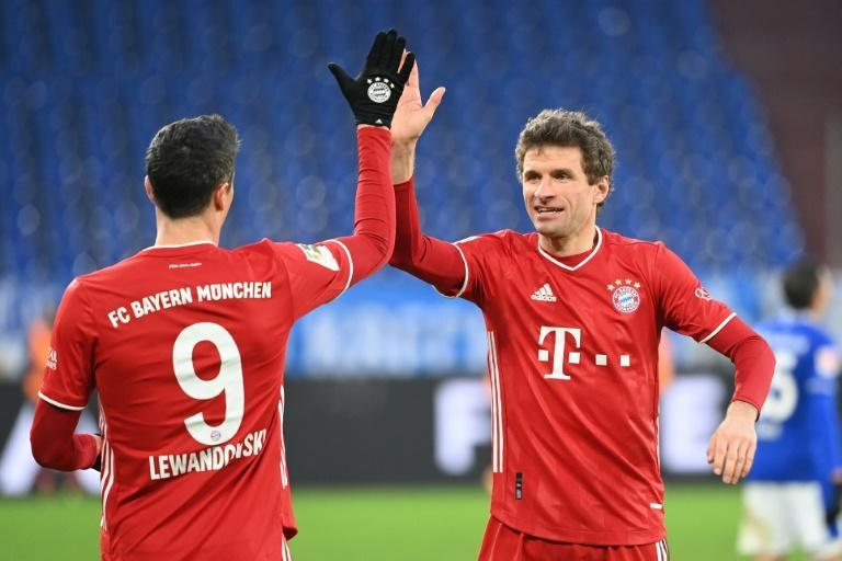 Robert Lewandowski and Thomas Mueller have another trophy in their sights, this time at the Club World Cup in Qatar