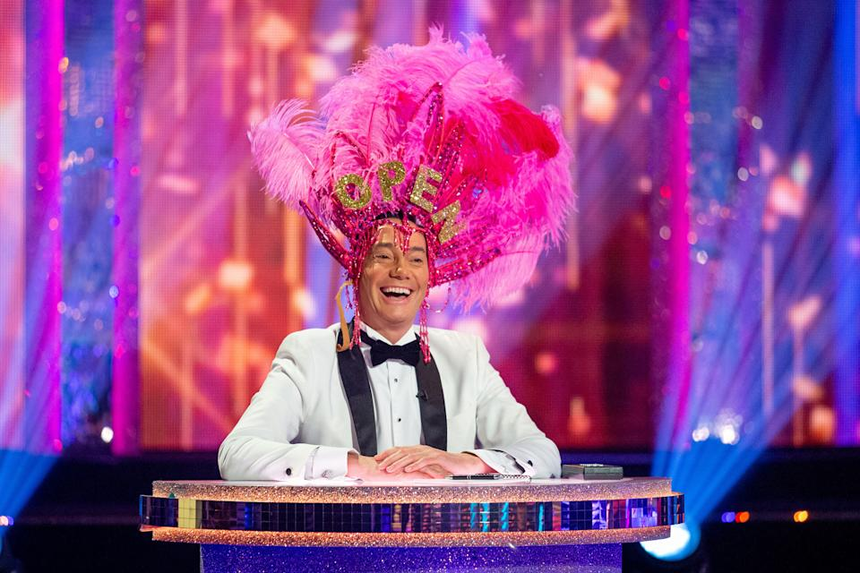 Craig Revel Horwood - (C) BBC - Photographer: Guy Levy