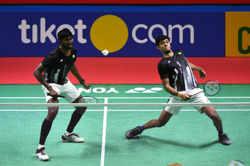 Hong Kong Open: Satwik-Chirag, Sai Praneeth Crash Out in 1st Round, Sourabh Verma Advances