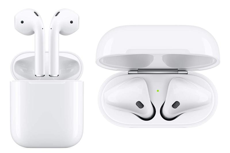 Apple AirPods Are Now Restocked on Amazon — and They're on Sale!