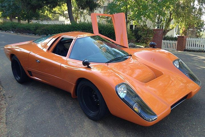 Project Muscle Cars For Sale >> Looking to Buy a Rare McLaren? This Manta Montage is the Next Best Thing