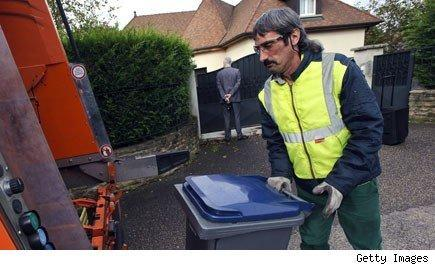 What's it like being a garbage man?