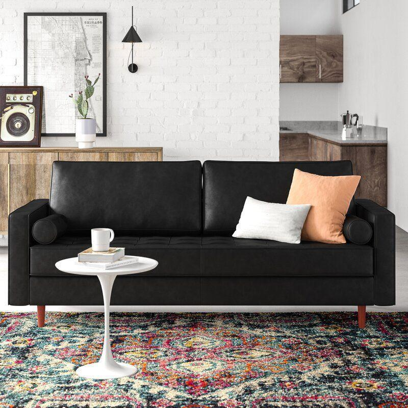 """<p><strong>AllModern</strong></p><p>wayfair.com</p><p><a href=""""https://go.redirectingat.com?id=74968X1596630&url=https%3A%2F%2Fwww.wayfair.com%2Ffurniture%2Fpdp%2Fallmodern-ainslee-leather-88-square-arms-sofa-w003529865.html&sref=https%3A%2F%2Fwww.housebeautiful.com%2Fshopping%2Fbest-stores%2Fg34127276%2Fbest-way-day-2020-deals%2F"""" rel=""""nofollow noopener"""" target=""""_blank"""" data-ylk=""""slk:BUY NOW"""" class=""""link rapid-noclick-resp"""">BUY NOW</a></p><p>$2,550</p>"""