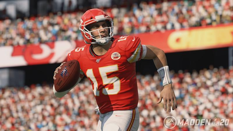 EA renews Madden exclusivity deal with NFL, NFLPA