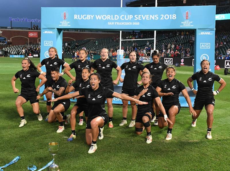 Fiji fans reign supreme at Rugby World Cup Sevens