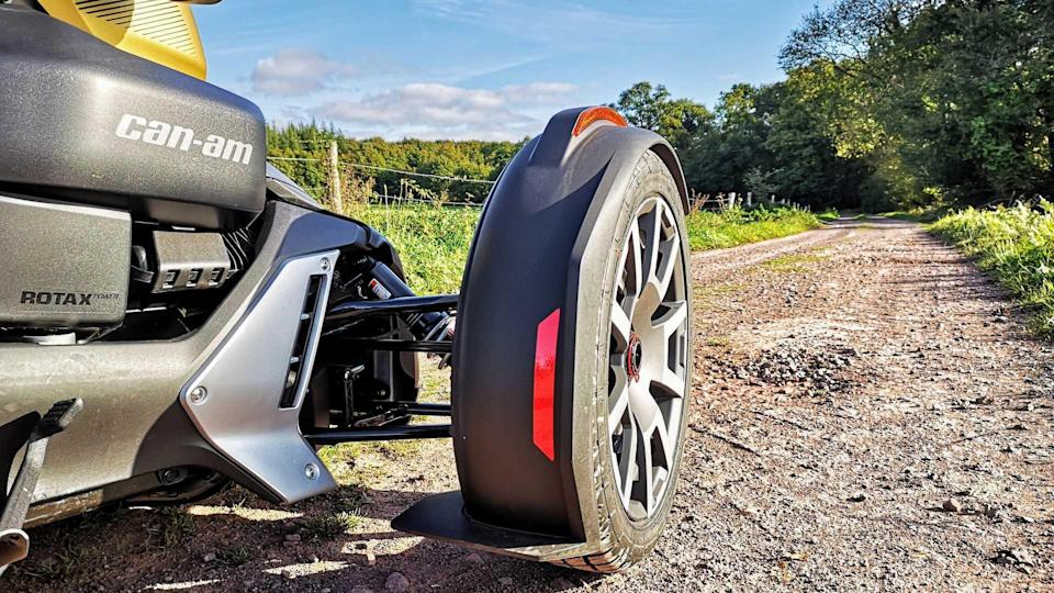 Essai Can-Am Ryker Rally Edition