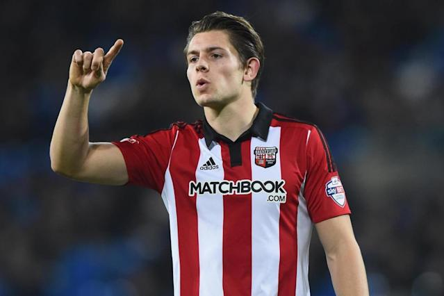 Brentford to bank £500,000 bonus for James Tarkowski England debut