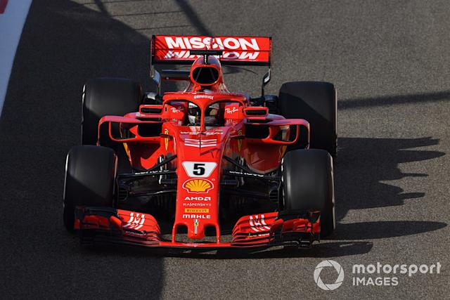 "2018: Ferrari SF71H <span class=""copyright"">Jerry Andre / Motorsport Images</span>"