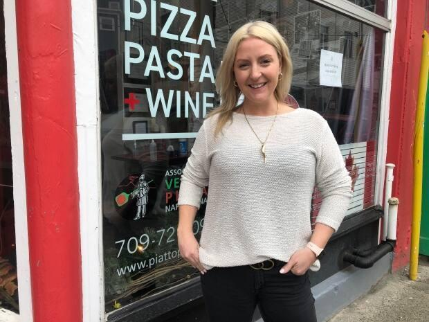 Kate Vallis, who owns a restaurant on Duckworth Street, says the new plan is a step in the right direction, but she's not entirely satisfied.