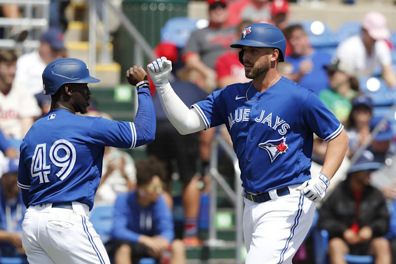 APNewsBreak: Blue Jays not allowed to play games in Canada
