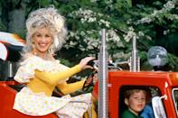 <p>Another year, another playful outfit to celebrate the start of Dollywood season. </p>