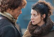 Sam Heughan, Caitriona Balfe | Photo Credits: STARZ