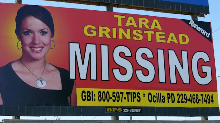 The small town of Ocilla, Georgia has been consumed with suspicion and theories about the disappearance of Tara Grinstead since 2005. / Credit: AP Photo/Elliott Minor