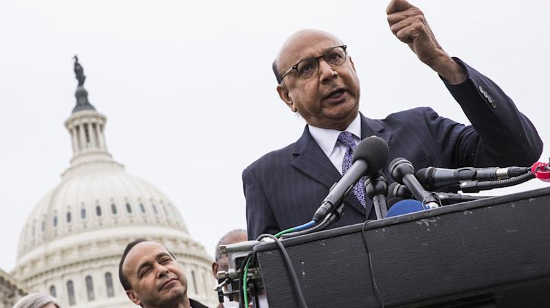 Gold Star Father Khizr Khan On Trump: 'He Has Embarrassed The Nation'