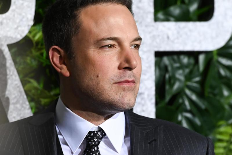 Ben Affleck on 3 March, 2019 in New York City: Noam Galai/Getty Images