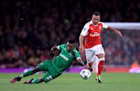 <p>We may never see Arsenal 33-year-old grace the Premier League again because of injury but in his prime he was outstanding. </p>