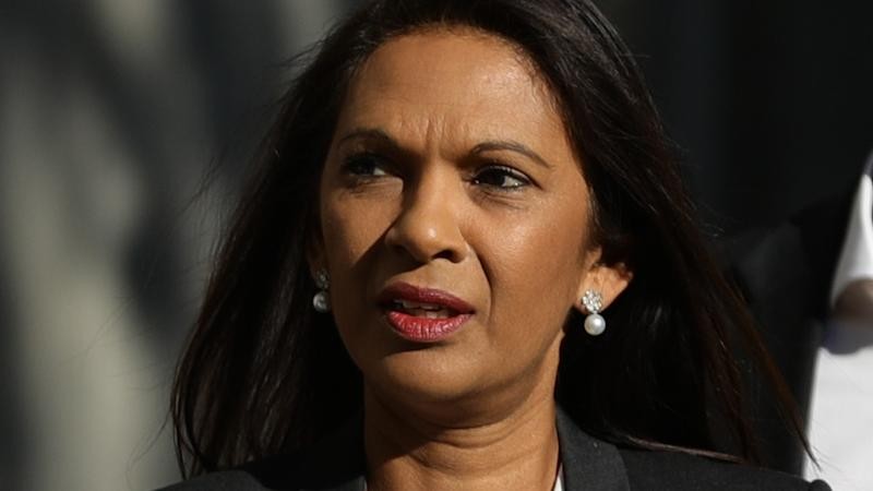 Gina Miller 'verbally abused by strangers' while out with young daughter