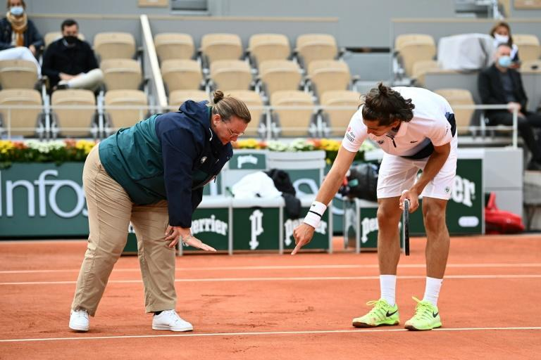Crossing the line: Pressure builds for Hawk-Eye at Roland Garros