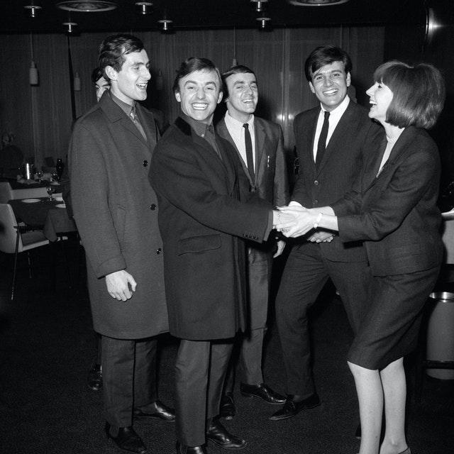 Music – Gerry and the Pacemakers – London Airport – 1964