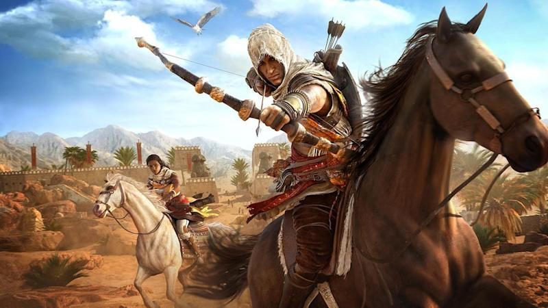 """Assassin's Creed Origins"": Mythen, Meuchler, Pharaonen"