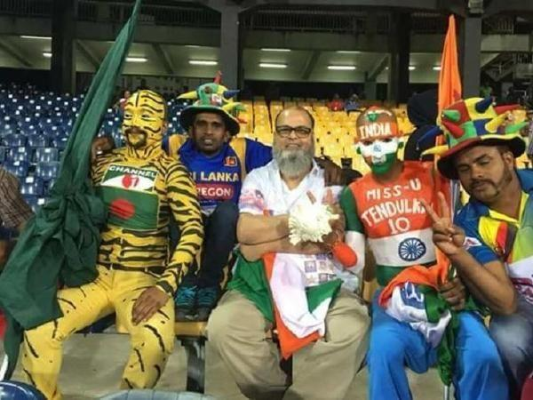 Cricket fan club goes beyond geographical boundaries