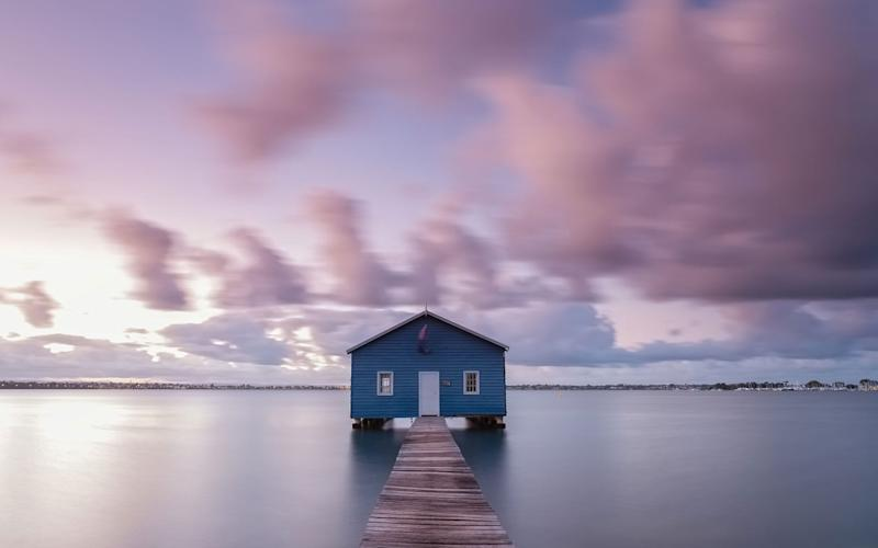 Perth's photogenic Crawley Edge Boatshed is proving a little too popular - Craig Garbutt (Craig Garbutt (Photographer) - [None]