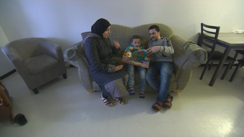 Charity struggles to keep up with demand to furnish refugees' homes