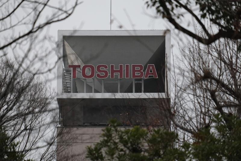 Toshiba to calve off Memory business in hopes of cash