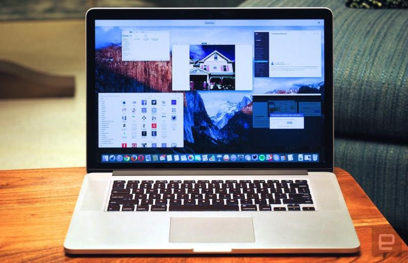 Apple drops the 2015 MacBook Pro from its lineup