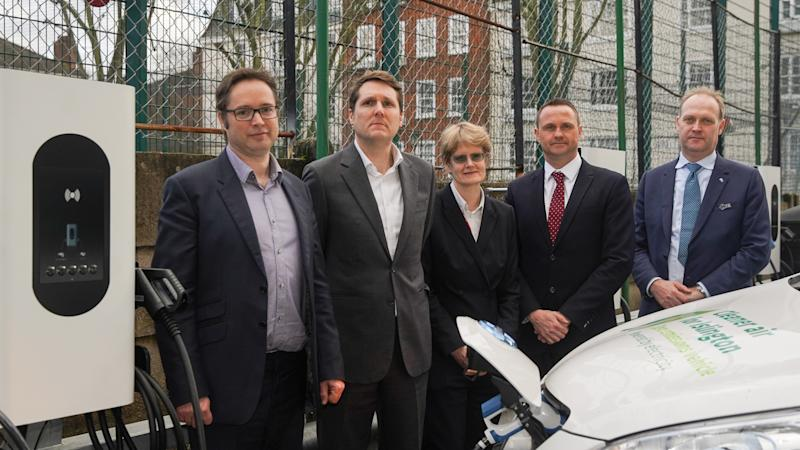Islington Council partners with Honda and Moixa for vehicle-to-grid electric car charging