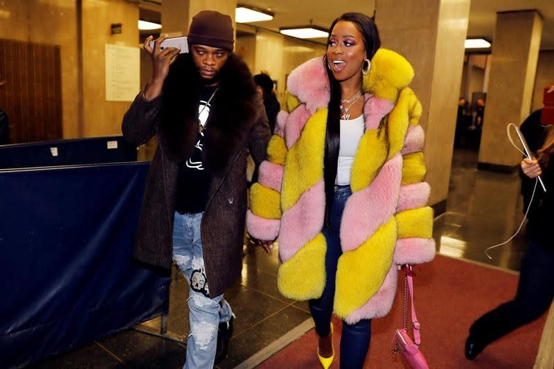 Charges against Remy Ma in assault of castmate are dropped