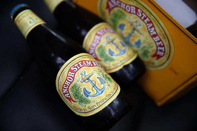 Another craft beer goes big as anchor brewing is bought for Japan craft beer association