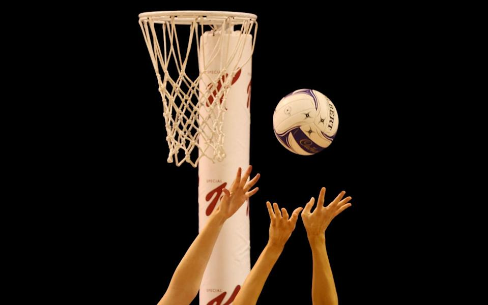 All-boys netball team verbally abused after dominating girl sides to win junior state title