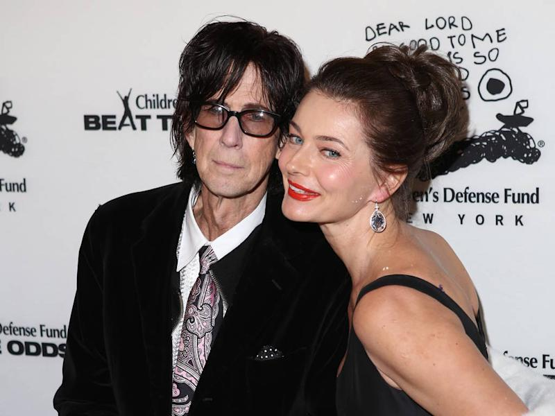 Paulina Porizkova remembers final moments with Ric Ocasek before his death