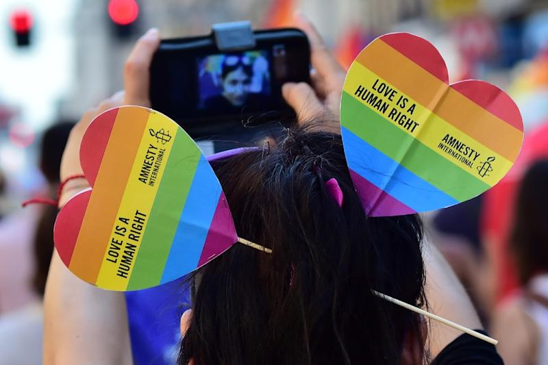 Italy is the only major Western European country not to have enacted legislation allowing gay couples to have their relationships legally recognised and protected