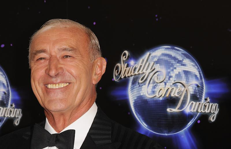 LONDON, UNITED KINGDOM - SEPTEMBER 08: Judge Len Goodman attends the 'Strictly Come Dancing' Season 8 Launch Show at BBC Television Centre on September 8, 2010 in London, England. (Photo by Stuart Wilson/Getty Images)
