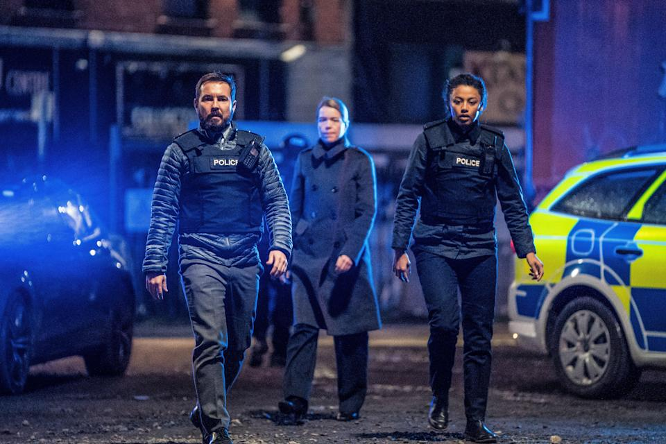 <p>The sixth episode of Line of Duty has us prepped for an explosive finale</p> (BBC/World Productions/Steffan Hill)