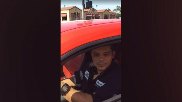 PHOTO: Mari Agredano-Quirino confronted a mechanic who took her limited edition Indie 500 Pace Car Edition Camaro for an apparent joyride in a video that has since gone viral (Mari Agredano-Quirino/Facebook)