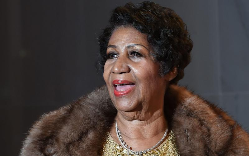 Aretha Franklin was best known for hits such asRespect and I Say a Little Prayer - AFP