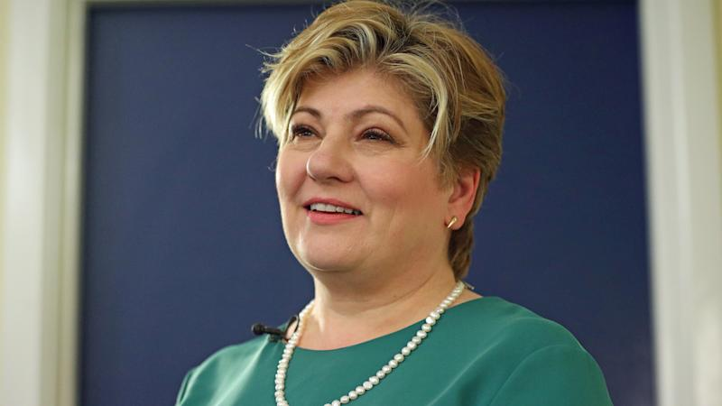 Emily Thornberry admits she faces 'squeeze' in Labour leadership race