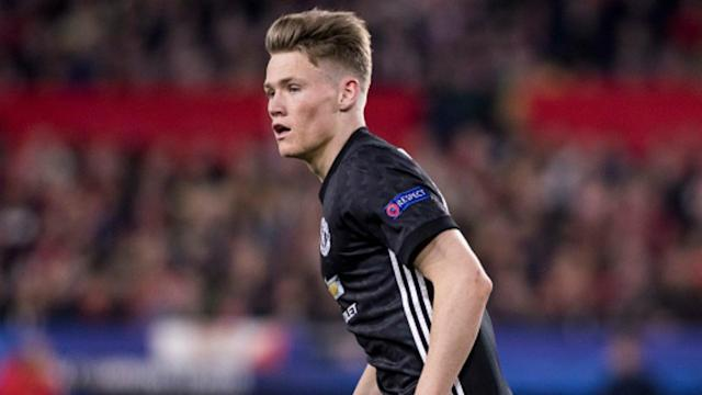 Scotland and England are both keen on Scott McTominay, who has become a valuable member of Manchester United's team this season.