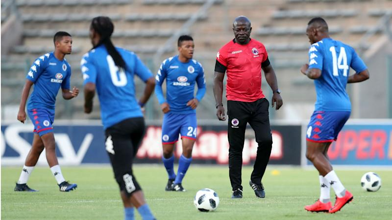 Kaitano Tembo: PSL survival is in SuperSport United's hands