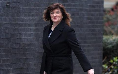 Nicky Morgan - Credit: Andrew Matthews/PA Wire