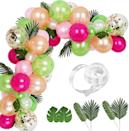 <p>Embrace those tropical vibes with this <span>Falliny 83-Piece Tropical-Themed Balloons Garland Arch Kit</span> ($20) for the summer!</p>