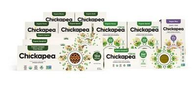 Chickapea is a certified B Corporation whose mission is to create good for the world through nutritious, organic meal options and impactful social contributions. (CNW Group/District Ventures Capital)